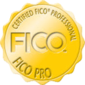 Certified FICO Orofessional
