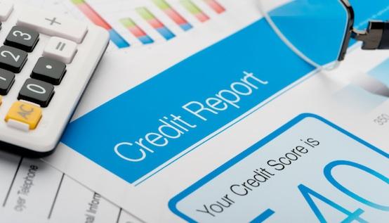 Credit repair business credit scoring model